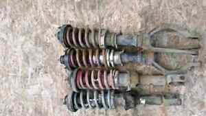 Honda civic lowering struts and springs