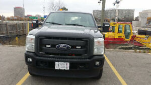 2012 Ford F-250 Super Duty Crew Cab 4x4 Pickup Truck