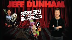 Jeff Dunham - Saturday August 5 - Section F3, Row 4