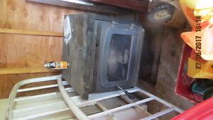 pellet stove drolet eco-35