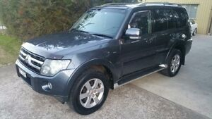 2006 Mitsubishi Pajero NS VR-X LWB (4x4) Grey 5 Speed Auto Sports Mode Wagon Macquarie Hills Lake Macquarie Area Preview