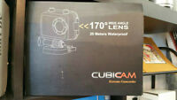 CubiCam 20meters water proof personal Extreme Camera