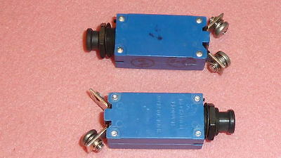 Eaton 4001-001-25 Aircraft Circuit Breaker Thermal 1-pole 25a 120v30v Switch