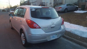VERY ROOMY 2007 Versa Hatchback LOW MILEAGE! AUTOMATIC