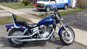 2001 Honda Shadow Spirit 1100cc