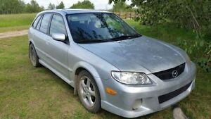 2002 Mazda Protege5 HatchbackPLEASE READ ENTIRE AD