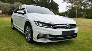 2016 Volkswagen Passat 3C (B8) MY17 140TDI DSG Highline Pure White 6 Speed Tanunda Barossa Area Preview
