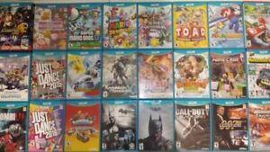 ⭐Manettes, accessoires & Jeux de Wii & Wii U Mario, Zelda Smash⭐