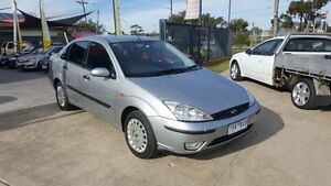 2004 Ford Focus LR CL 4 Speed Automatic Sedan Cairnlea Brimbank Area Preview