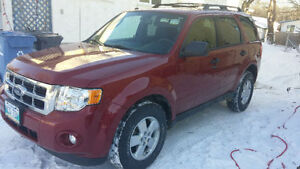 2011 Ford Escape XLT V6 Sunroof