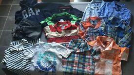 Gap Clothes Bundle age 2