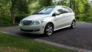2008 Mercedes-Benz B-Class Sedan