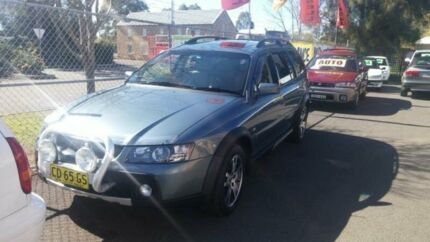 2006 Holden Adventra VZ MY06 LX6 Grey 5 Speed Automatic Wagon Woodbine Campbelltown Area Preview