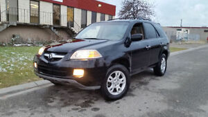 2005 Acura MDX, AWD, 7 Passenger, Heated Leather, Sunroof