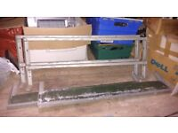 Land Rover Series Bench Seat Frames