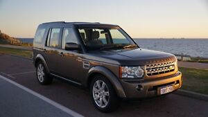 2009 Land Rover Discovery 4 Wagon Cottesloe Cottesloe Area Preview