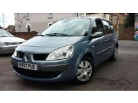 Renault grand scenic 2007 1.5 dci 6 speed 7 seat