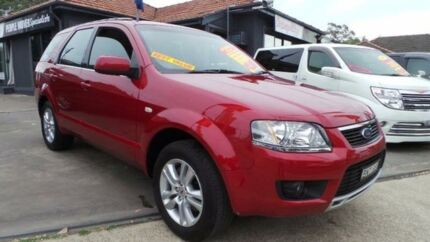 2009 Ford Territory SY Mkii Seduce Sports Automatic Wagon Greenacre Bankstown Area Preview