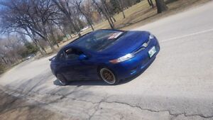 2006 Honda Civic SI Coupe (2 door) 50000 kms Only