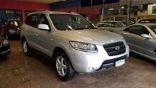 2006 Hyundai Santa Fe CM (4x4) Silver 5 Speed Manual Wagon South Melbourne Port Phillip Preview
