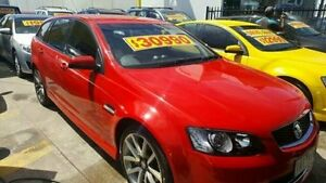 2012 Holden Commodore Red Sports Automatic Wagon Dandenong Greater Dandenong Preview