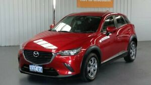 2015 Mazda CX-3 DK2W7A Neo SKYACTIV-Drive Red 6 Speed Sports Automatic Wagon Rockingham Rockingham Area Preview