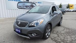 2013 Buick Encore Leather, Local Trade In