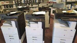 Toronto's Lowest price for Copiers Laser Printers scanners Fax copy machines Toner Drums Ink cartridges LEASE NEW USED