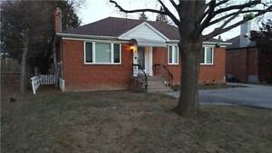 Whole Newly Renovated Bungalow in Etobicoke. 2900$/month.
