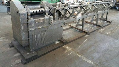 Shuster 2a Wire Straightener And Cutt-off