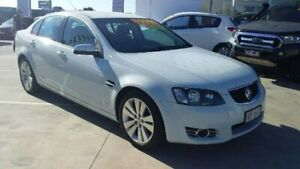 2012 Holden Commodore VE II MY12.5 Z Series White 6 Speed Sports Automatic Sedan Maryborough Fraser Coast Preview
