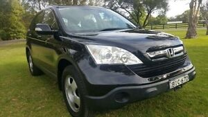 2007 Honda CR-V MY07 (4x4) Black 5 Speed Automatic Wagon Tuggerah Wyong Area Preview