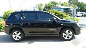 2012 Jeep Compass MK MY12 Sport Black 5 Speed Manual Wagon Acacia Ridge Brisbane South West Preview