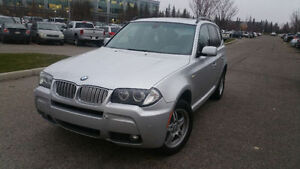 2008 BMW X3 M-package SUV, Warranty Available