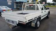 2006 Holden Rodeo RA MY06 Upgrade LX White 4 Speed Automatic Cab Chassis Revesby Bankstown Area Preview