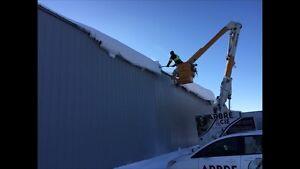DÉNEIGEMENT DE TOITURE:  LA PELLE À NEIGE Saguenay Saguenay-Lac-Saint-Jean image 3