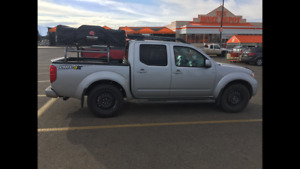 Nissan Frontier Bed Rack by Hot Metal Fab
