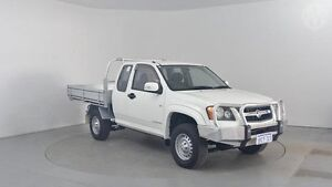 2009 Holden Colorado RC MY09 LX (4x2) Alpine White 4 Speed Automatic Utility Perth Airport Belmont Area Preview