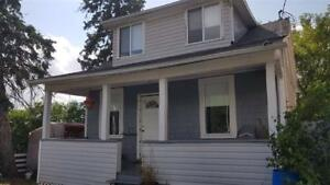 Renovated Character Home! $235,000  Private and Fenced