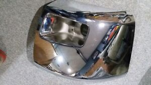 20985758 Front Right New Chrome Bumper Face Chevy Passenger RH