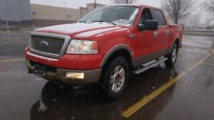 2004 Ford F-150 SuperCrew chrome Pickup Truck