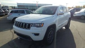 2017 Jeep Grand Cherokee LIMITED AWD Accident Free,  Leather,  H