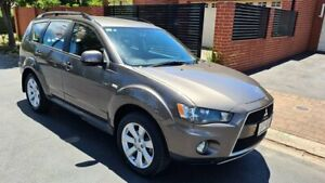 2012 Mitsubishi Outlander ZH MY12 Activ (FWD) Bronze 6 Speed CVT Auto Sequential Wagon Prospect Prospect Area Preview