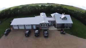 4000 Square Foot Acreage 1 hour south of Regina