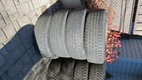 225 70 17 Michelin All Season tires