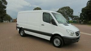 2011 Mercedes-Benz Sprinter 906 MY10 416 CDI MWB White 5 Speed Automatic Van Condell Park Bankstown Area Preview