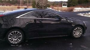 PRICE DROP 2013 Cadillac CTS Performance Coupe (2 door) St. John's Newfoundland image 1
