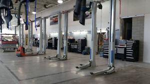 Lift de garage Hofmann / Machine a pneu Saguenay Saguenay-Lac-Saint-Jean image 2