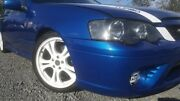 2007 Ford Falcon BF Mk II XR6 Turbo Blue 6 Speed Sports Automatic Sedan Kingston Logan Area Preview