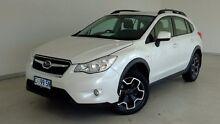 2012 Subaru XV G4-X MY12 2.0i AWD White 6 Speed Manual Wagon Hobart CBD Hobart City Preview